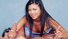 Asian Shan believes a private casting is her first step into hollywood
